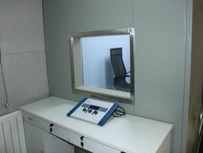 专业测听室